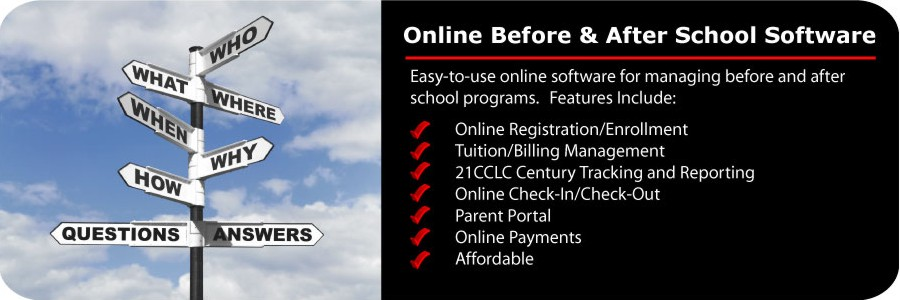 Kids Care Center: easy-to-use before and after school management online software.